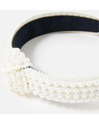 Accessorize Pearl Knot Headband - Multicolour