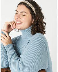 Accessorize Diamante Headband - Multicolour