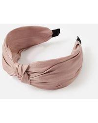 Accessorize Knot Headband - Multicolour