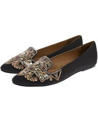 Accessorize - Abi Embellished Slipper Shoes - Lyst