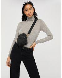 Accessorize Maeve Cross-body Bag - Black