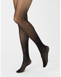 Accessorize 20 Denier Body Control Luxury Italian Tights Multipack Nude - Natural