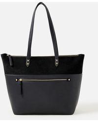 Accessorize Molly Tote Bag - Black