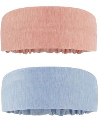 Accessorize - 2x Jersey Marl Bando Pack - Lyst