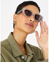 Accessorize Cariss Cat Eye Sunglasses - Multicolour