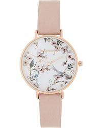 Accessorize - Cherry Blossom Watch - Lyst