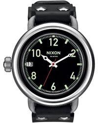 Nixon October Black Watch - Lyst