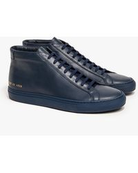 Need Supply Co. Original Achilles Mid In Navy blue - Lyst