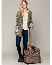 Free People Day Trip Roller - Brown