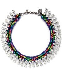 Venessa Arizaga - 'technicolor Girls' Necklace - Lyst