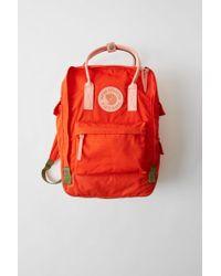 Acne Studios - Kånken Tarpaulin A/f Deep Orange Durable Classic Bag - Lyst