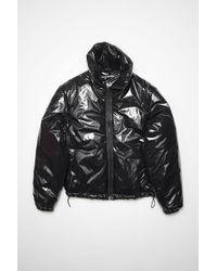 Acne Studios Nylon Puffer Jacket - Black