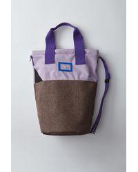 Acne Studios - Light Tote Bag lilac - Lyst