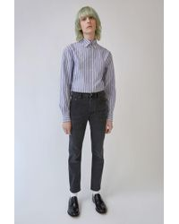 Acne Studios - River Used Blk - Lyst