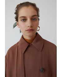 Acne Studios - Trench long - Lyst