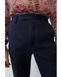 Acne Studios Pantalon chino - Bleu