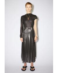 Acne Studios Asymmetric Skirt - Grey