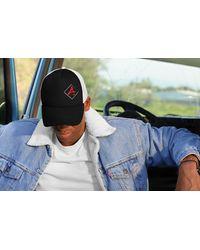 ActivLife Fashion Trucker Hat With Logo - White