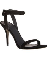 Alexander Wang Ankle-Strap Antonia Sandals - Lyst