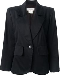 Yves Saint Laurent Vintage Classic Skirt Suit - Lyst