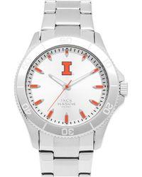 Jack Mason Brand - 'university Of Illinois Fighting Illini' Bracelet Watch - Lyst