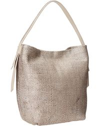 Cole Haan Bethany Large Bucket Hobo - Lyst