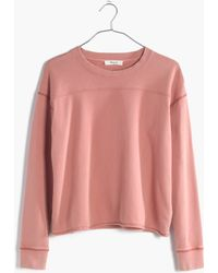 Madewell - Cutoff Sweatshirt - Lyst