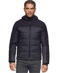 Calvin Klein | Colorblock Jacket | Lyst