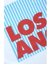 Urban Outfitters - Sisters Of La Los Angeles Beach Towel - Lyst