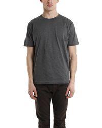 Sunspel Melange Crewneck T-Shirt - Lyst