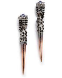 Katie Rowland - Stake Earrings - Lyst