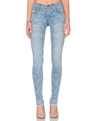 James Jeans | James Twiggy 5 Pocket Legging | Lyst