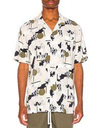 Zanerobe Solar Ss Shirt307-ver - Multicolor