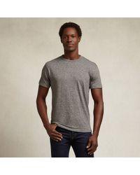 Todd Snyder X Champion Salt & Pepper T-Shirt black - Lyst