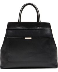 Victoria Beckham Liberty Inside Out Tote - Lyst
