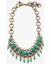 Lionette - Capetown Necklace Turquoise - Lyst