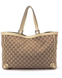 Gucci Abbey Tote Bag - Lyst