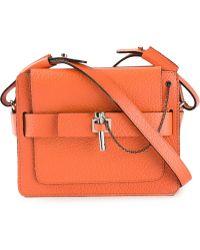 Carven Small 'Malher' Crossbody Bag - Lyst