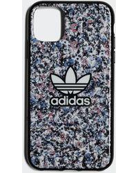 adidas Allover Print Iphone 11 Snapcase - Zwart