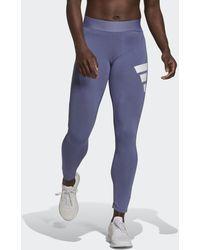 adidas Sportswear Future Icons Legging - Paars