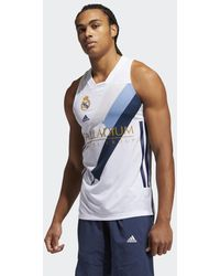 adidas Real Madrid Star Wars Heimtrikot - Weiß