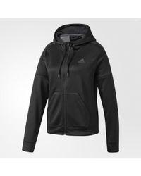 adidas - Team Issue Hoodie - Lyst