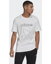 adidas SPRT T-Shirt - Weiß
