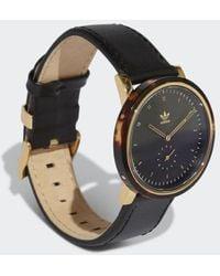 adidas District_al3 Horloge - Zwart