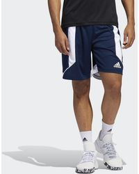 adidas Creator 365 Short - Blauw
