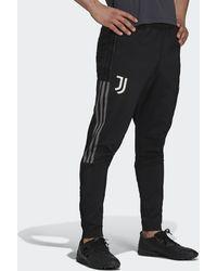 adidas Juventus Tiro Presentation Tracksuit Bottoms - Black