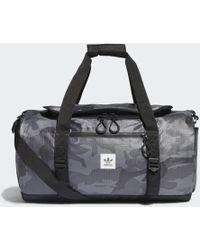 adidas Gear Duffel Bag - Black