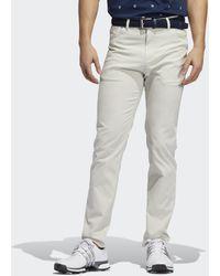 adidas - Pantalón Adipure Five-Pocket - Lyst