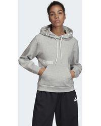adidas Athletics Pack Hoodie - Grau