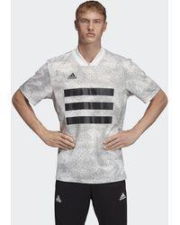 adidas Camiseta TAN Graphic - Blanco